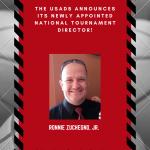 Ronnie Zuchegno Flyer - National Program Director