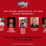 USADB Welcomes 2021-2022 Board