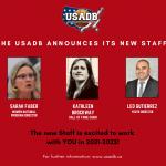 USADB Staff and Hall of Fame Chair