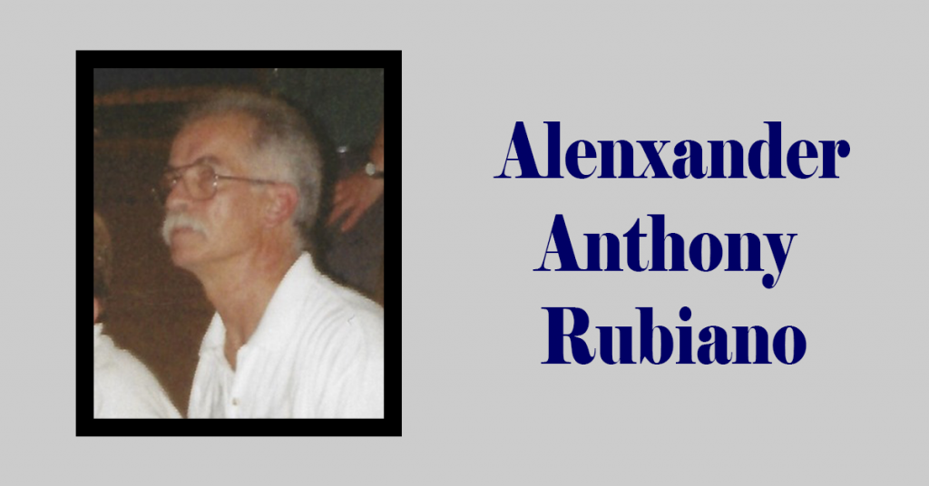 Alexander Anthony Rubiano