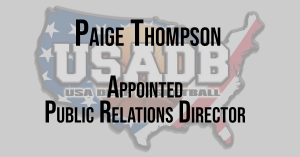 Paige Thompson - Appointed Public Relations Director